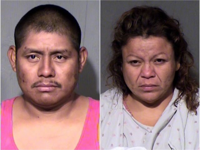 05-17 padres arrestados muerte nina