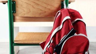 escuela en cierre preventivo