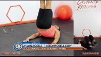 A fortalecer los abdominales inferiores desde casa