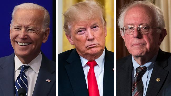 Biden-Trump-Sanders