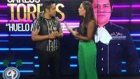 Entrevista con el cantante Carlos Torres