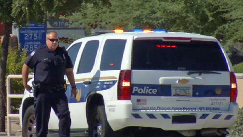 Policia-de-Phoenix-en-Arizona