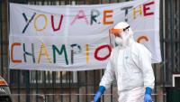 Coronavirus en el mundo: ya son más de 40,000 los muertos