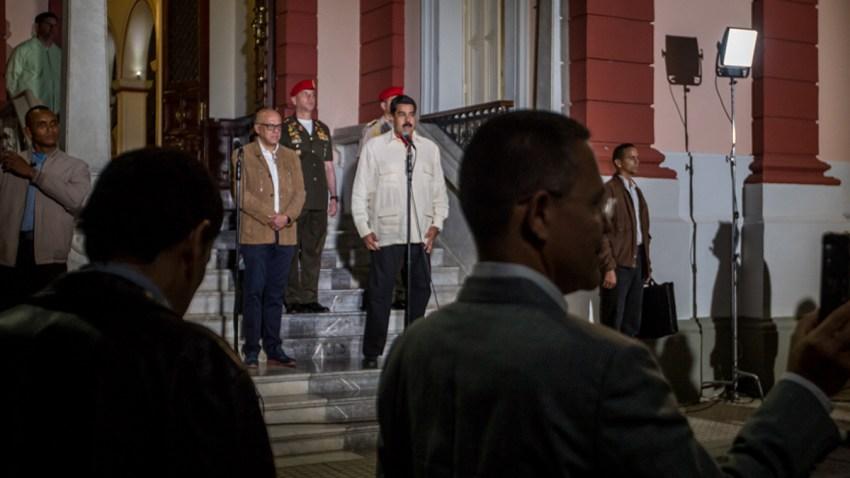 Maduro dice el balance de instalación del proceso al diálogo e