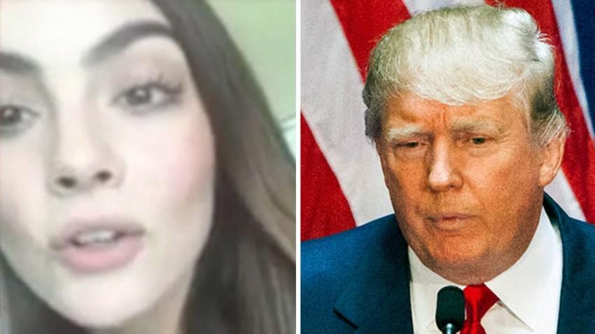 Ximena-Navarrete-Donald-Trump