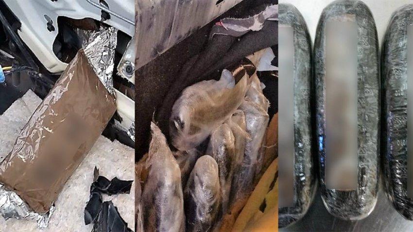 collage incautan droga en tucson