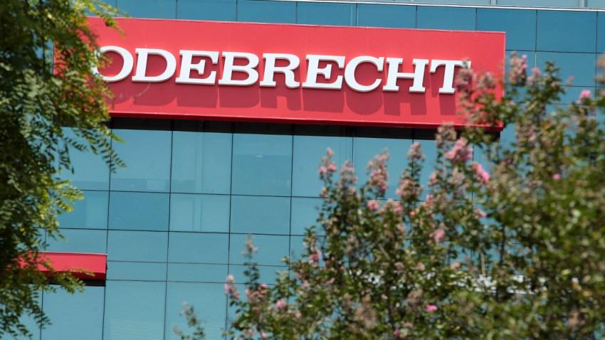 Imagen de la sede de Odebrecht