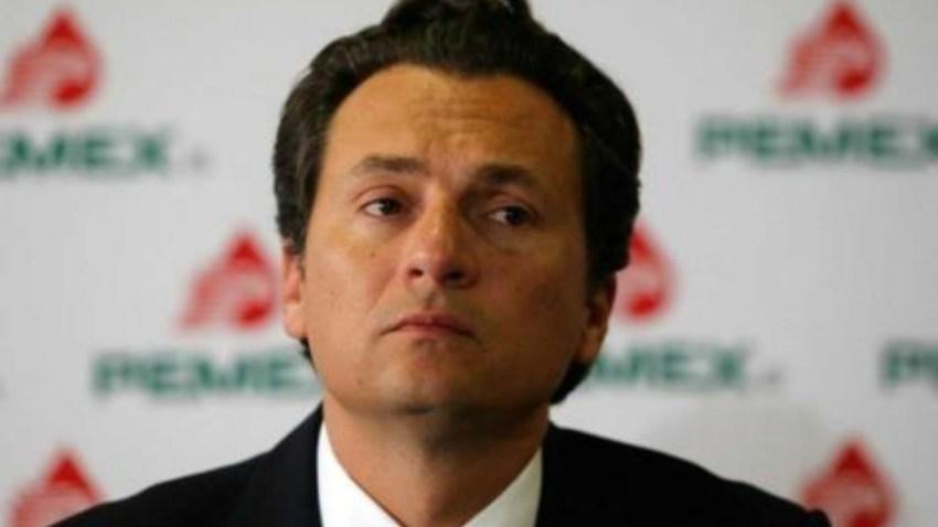 Emilio Lozoya, ex director de Pemex