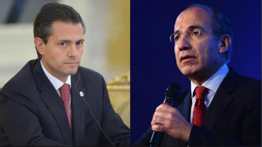 mexico-presidentes-pena-calderon