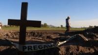 Sin AMLO, recuerdan a los 137 muertos de trágica explosión de oleducto en México