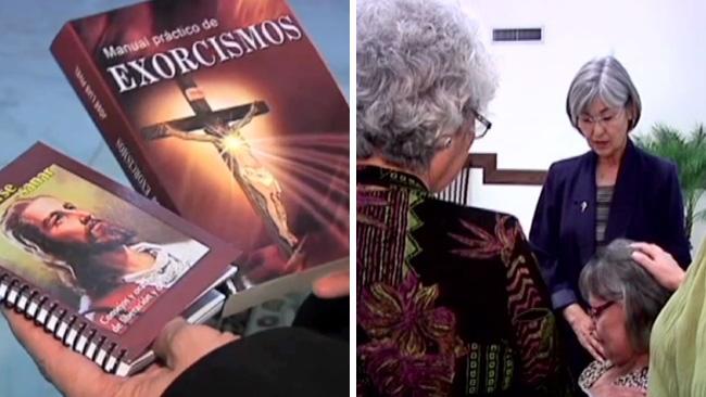 tlmd_exorcismo_realizado_por_personas_latinas_catolicos_mujer_poseida_por_demonios
