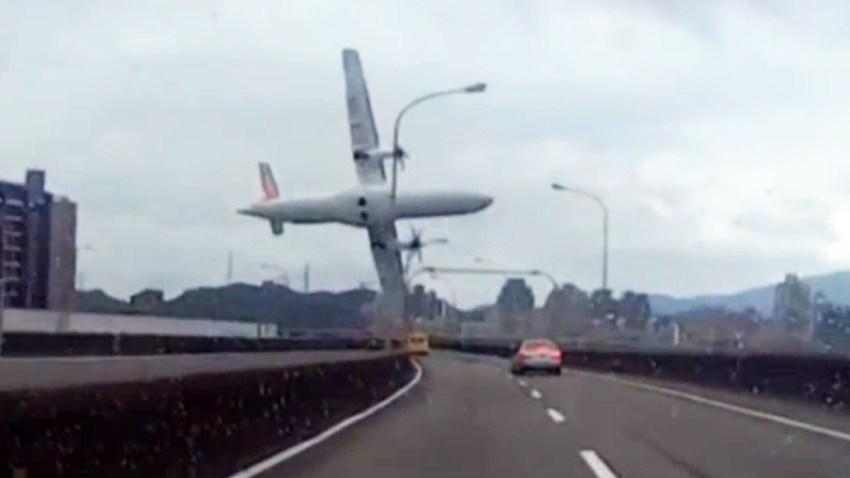 transasia airlines accidente aereo