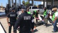En México: ataque a huevazos para protestar cobro de peaje en carretera