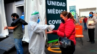 México: hay acuerdo con tres compañías para probar vacuna