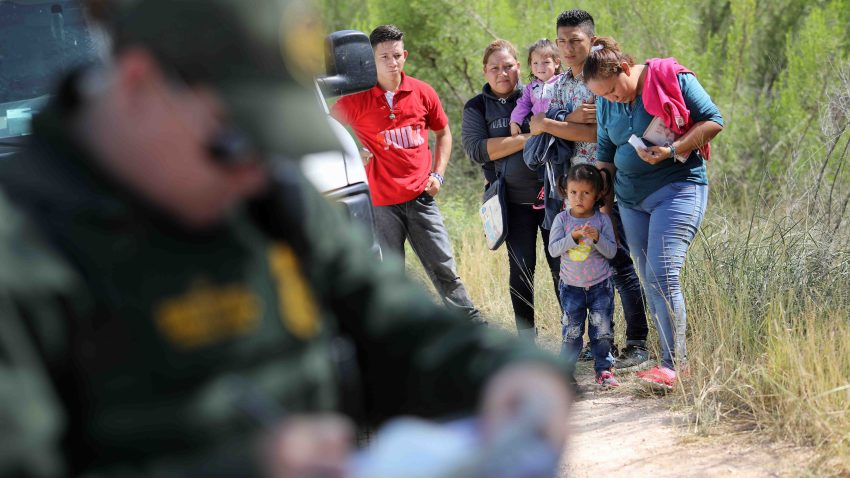 peticiones de asilo