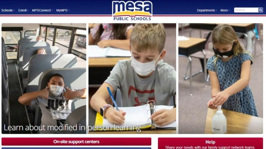 MESA CLASES PRESENCIALES