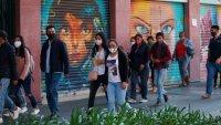 """""""Cambio de tendencia"""": México alerta sobre un repunte de contagios"""