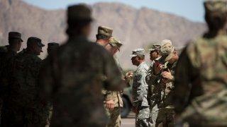 Portavoz: La Guardia de Arizona no envía unidades a Washington
