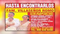 Sanos y salvos: encuentran a familia mexicana que había desaparecido luego de sus vacaciones