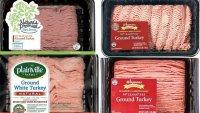 Advierten de paquetes de pavo molido contaminados con Salmonela