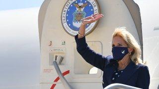 Primera dama Jill Biden visitará la Nación Navajo este jueves