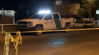 Una persona hospitalizada tras incidente que involucró a agente fronterizo en Nogales