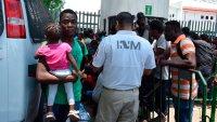 Viajaban hacinados: México intercepta a 108 migrantes en el sureste
