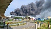 Alemania: explosión en un parque de plantas químicas deja un muerto y heridos