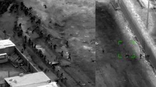 Detienen a cientos de migrantes en Yuma