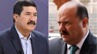 El gobernador de Chihuahua, Javier Corral, y su antecesor preso en EEUU, César Duarte