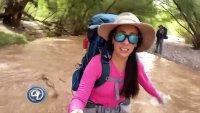 Cañón Aravaipa: aventura y trayecto impredecible