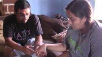 Desconsolados: pareja de dreamers visita la frontera y terminan deportados