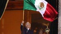 """Un """"Grito"""" sin la tradicional fiesta popular vive México por la pandemia"""