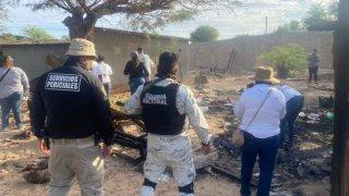 Fiscalía de Sonora confirma hallazgo de dos cuerpos en San Luis Río Colorado