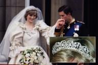 La Tiara Spencer - Lady Diana Spencer y el Príncipe Carlos
