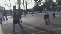 El incidente ocurrió en Ciudad Obregón, Sonora, en México. Mira el video del aterrador momento aquí.