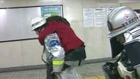 Hace 24 años, miembros de una secta liberaron el gas en varias líneas del metro en Tokio, dejando 12 muertos.