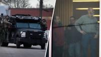 La policía dio detalles estremecedores de lo que ocurrió en la fábrica de Aurora, en Illinois.