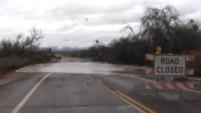 Las fuertes lluvias de la noche del jueves y la madrugada del viernes causaron grandes inundaciones al sur de Arizona.
