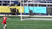 """El colombiano grabó en Miami el video para la canción """"Colors"""", para la Copa Mundial de la FIFA, con Jason Derulo."""