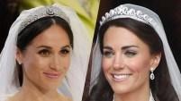 Algo prestado, algo azul, y algo mágico, el objeto que los fans de la familia real anticiparon ver, con dos bodas reales en un año: Meghan Markle y el príncipe...