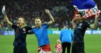 Semi Final Croatia vs England