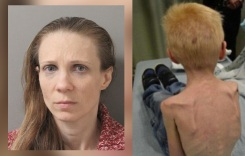 Condenada a la cárcel: madrastra le daba una tajada de pan al día a pequeño de cinco años