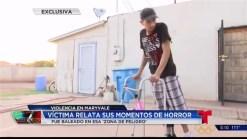 Video: Víctima de tiroteo en Phoenix relata momentos aterrorizantes