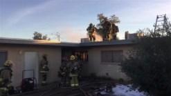 Video: Controlan voraz incendio en Phoenix