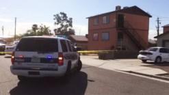 Video: Investigan tiroteo en apartamentos de Phoenix