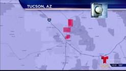 Video: Tormentas afectan a miles de residentes en Tucson