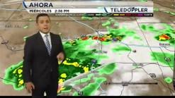 Video: Emiten advertencia por inundaciones en Pima y Santa Cruz