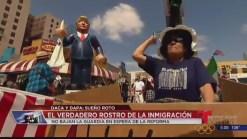Video: Buscan sobresalir  entre las sombras de la inmigración