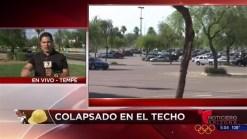 Video: Rescatan a hombre desmayado en Arizona Mills